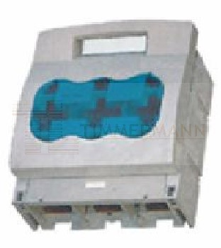 Desconectador fusible a placa, 3P, 400A, NH-2