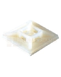 BASE AUTOADHESIVAS PVC 20X20MM